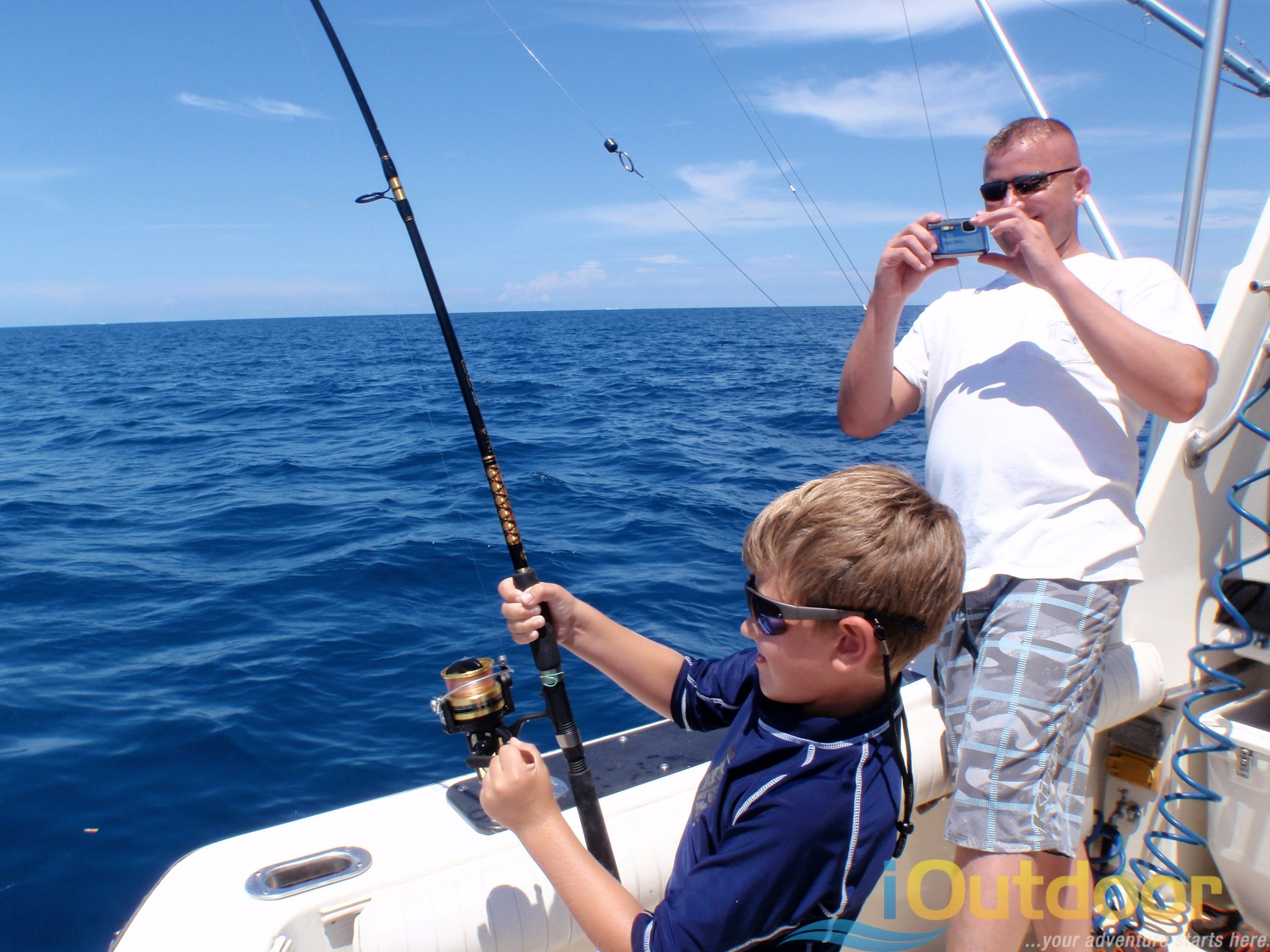 Deep sea offshore fishing marco island for Fishing at the sea