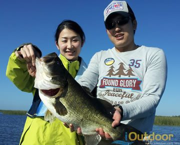 Orlando bass fishing guides orlando fishing charters for Bass fishing orlando