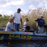 Palm Beach Bass Fishing Boat