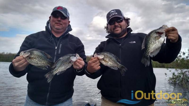 Crappie Fishing in Deland Florida