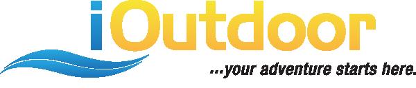 Outdoor Adventures for Fishing, Sport fishing, Boat Charters | iOutdoor Mobile Retina Logo