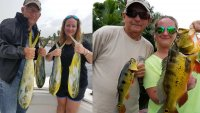 Three Day Florida Fishing Mania