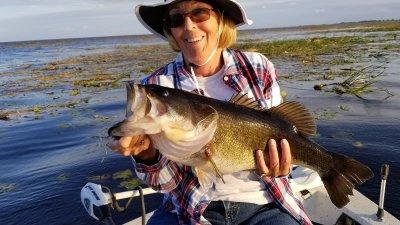 Two Big Bass Fishing