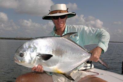 Permit Fishing - Marathon Springtime fishing