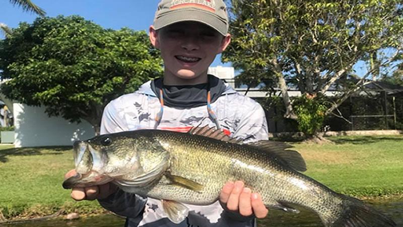 South Florida Fishing Largemouth Bass