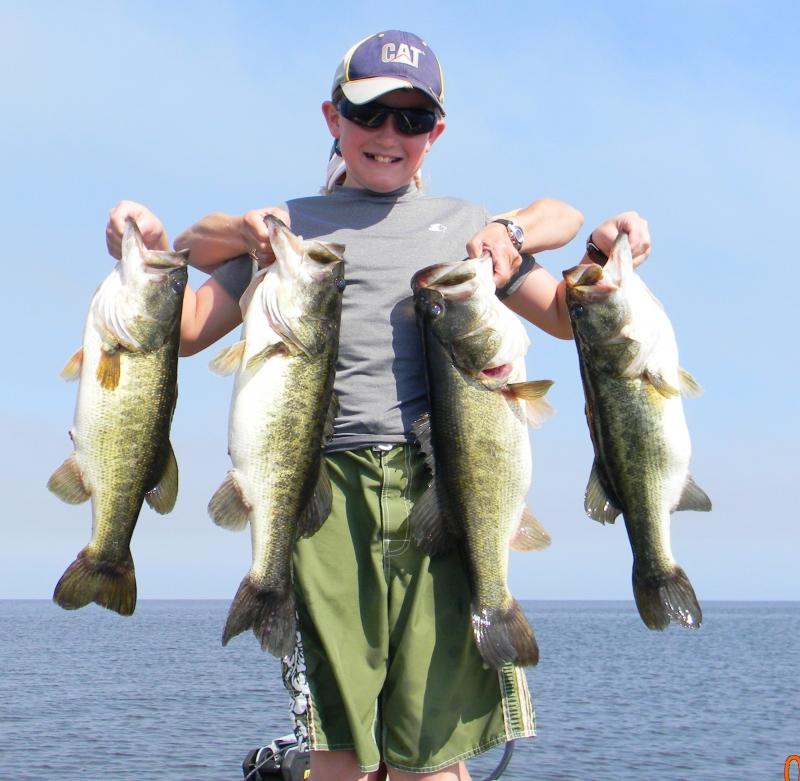 Bass Fishing Florida -Florida Bass Fishing charters