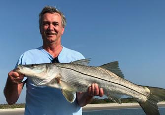 New Smyrna Beach Inshore Fishing