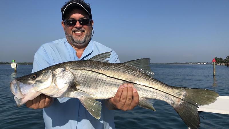 Stuart Snook Fishing Charter 2