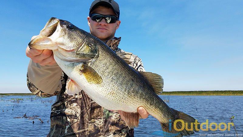 Crystal River Bass Fishing