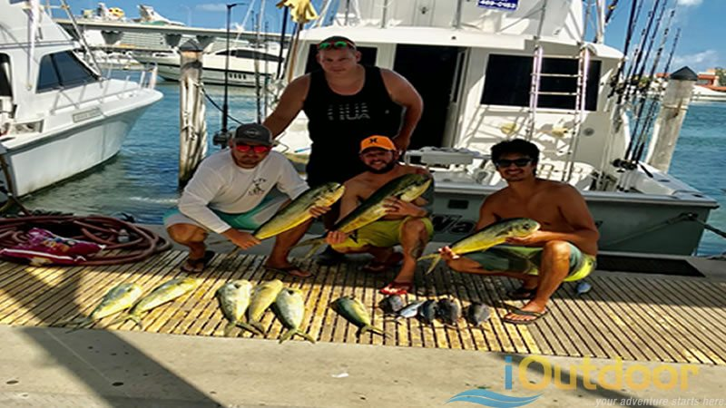 Miami Pelagic Fishing Charter 2