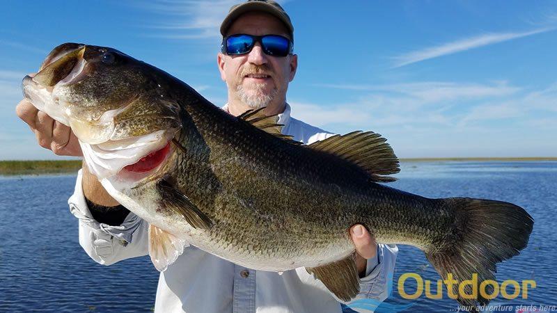 New Smyrna Bass Fishing