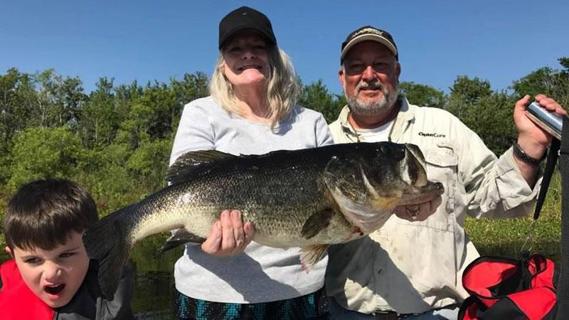 Rodman Reservoir Bass Fishing 3