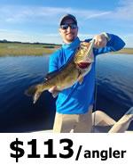 Crystal River Bass Fishing Charters