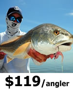 Crystal River Inshore Fishing Charters