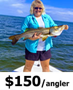 Holiday Inshore Fishing Charters