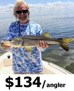 Tarpon Springs Inshore Fishing Charters