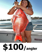 Tarpon Springs Offshore Fishing Charters