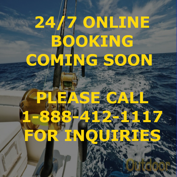 Booking Coming Soon