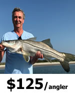 Inshore Fishing in Cape Canaveral Florida