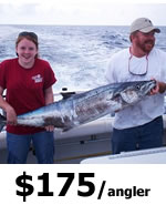 Cape Canaveral Offshore Fishing in Florida