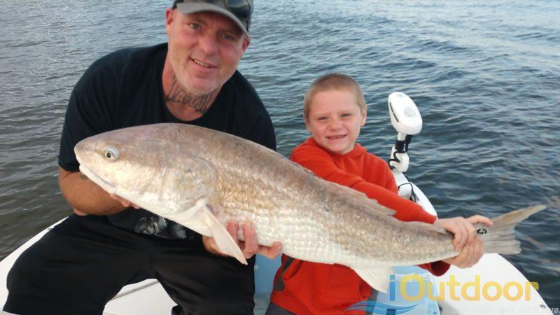 Family Inshore Fishing Experience 1