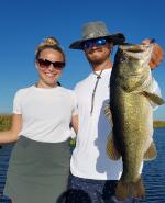 Tampa Lake Tarpon Fishing