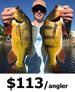 Naples Bass Fishing Charters