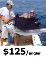 New Smyrna Beach Offshore Fishing charters