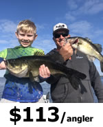 Okeechobee City Fishing Charter