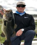 Rodman Reservoir Lake Fishing in Florida