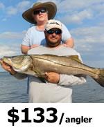 Tampa Inshore Fishing Charters