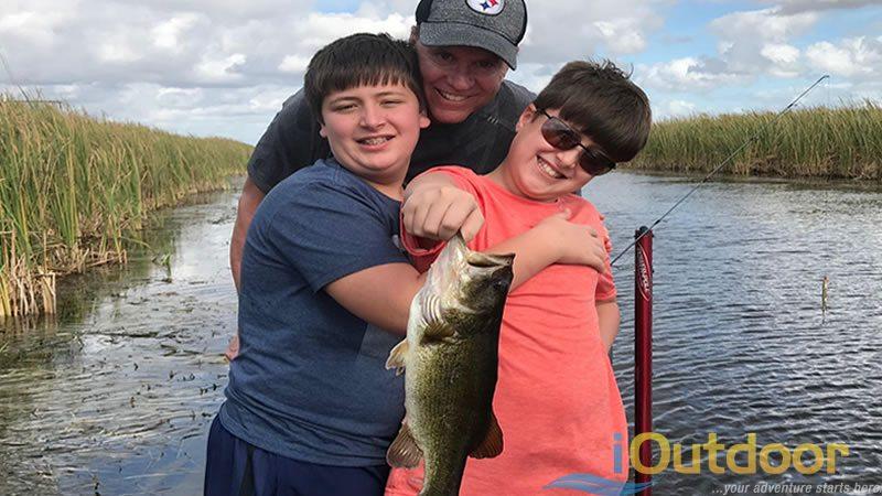 Florida Everglades Fishing Experience 4
