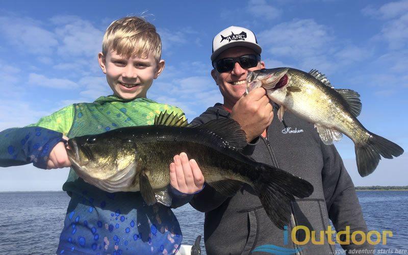 Harris Chain Fishing Charters