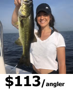 Lake Pansoffkee Fishing in Florida