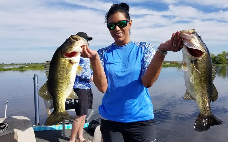 Lake Panasoffkee Fishing Charters