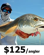 Mosquito Lagoon Fly Fishing Charters