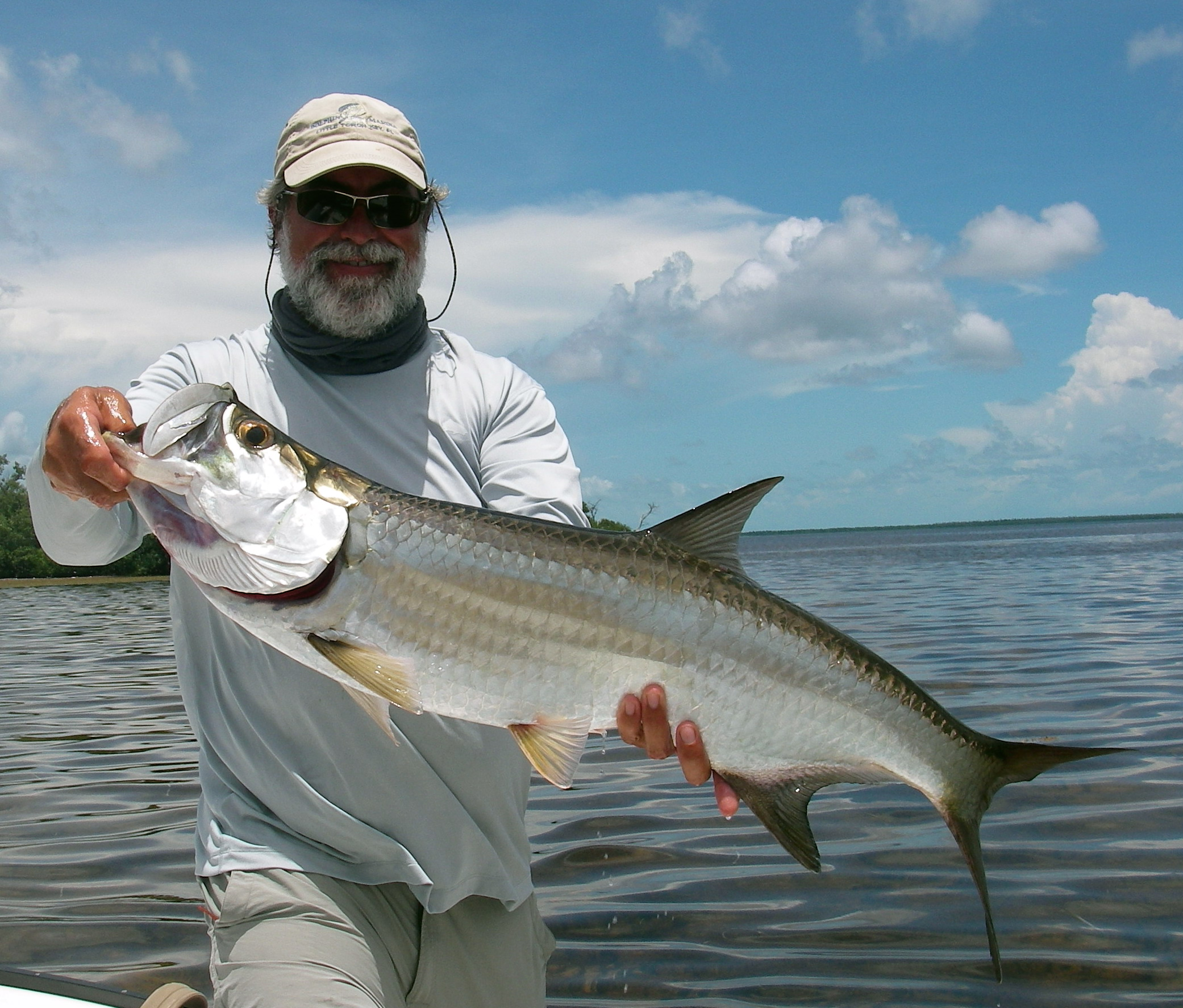 Boat charters in the keys florida photo gallery for Pensacola fishing forecast