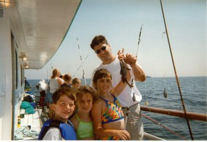 Family fun from party boat fishing in tampa fl