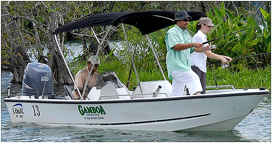 Backcountry Fishing Florida