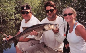 snook backcountry fishing