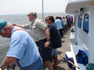 Party Boat Fishing in The Keys FL