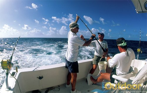 Sport fishing sport fishing charter for Deep sea fishing jacksonville