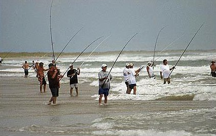 Surf fishing in florida for Surf fishing destin fl